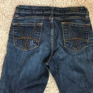 Jeans by Kut bought at a boutique